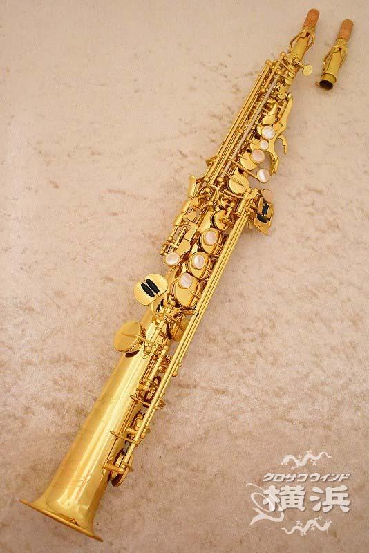 Yanagisawa S-WO10 即納可能 新品 送料無料 ソプラノサックス ヤナギサワ 管楽器専門店 ウインド横浜 大規模セール ヘビータイプ 賜物 ブラス製