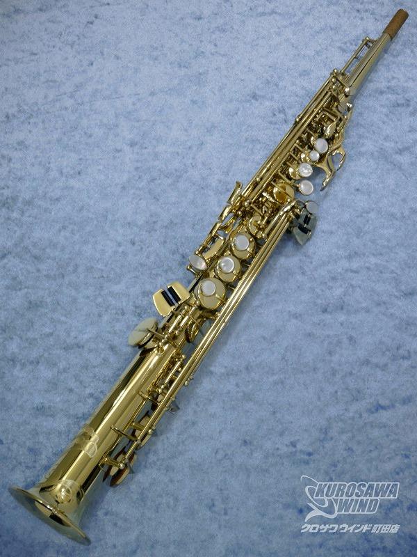 H.Selmer SA80(2) w/e Soprano Saxophone《美品中古》【machida modi shop】