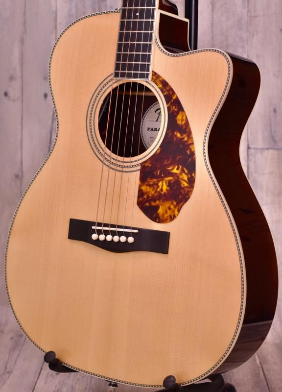 Fender【リニューアル記念特価!】PM-3 Limited Adirondack Triple-0 Rosewood【アウトレット特価品!】【おちゃのみず楽器】