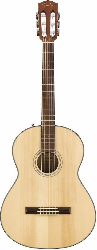 Fender CN-60S Natural 【クラギアクセサリー4点プレゼント】【お取り寄せ商品】【ナイロン弦】【おちゃのみず楽器】