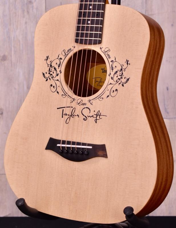 【Taylorショップinお茶の水No.1宣言!】Taylor Swift Baby Taylor-e【おちゃのみず楽器】