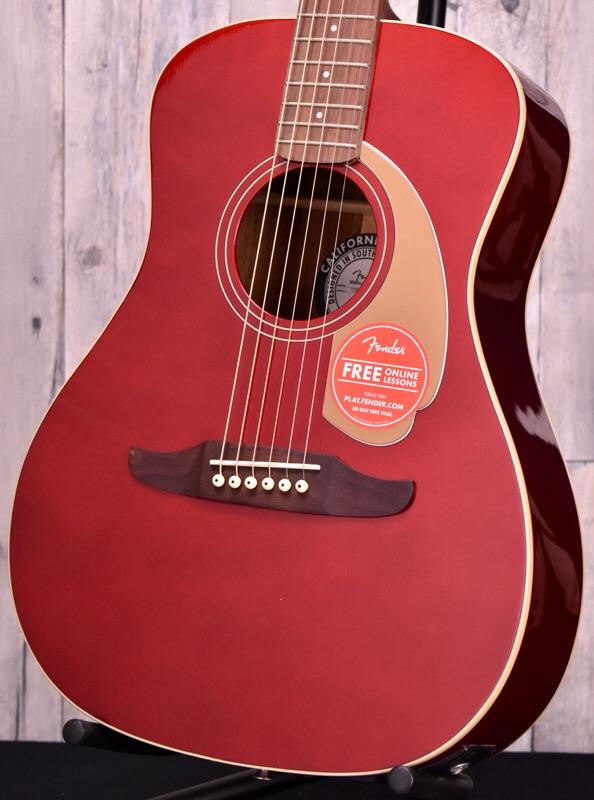 【タイムセール!】 Fender Malibu Player -Candy Player Fender Apple Red- Malibu【おちゃのみず楽器在庫品】, meteor:f7e34941 --- totem-info.com