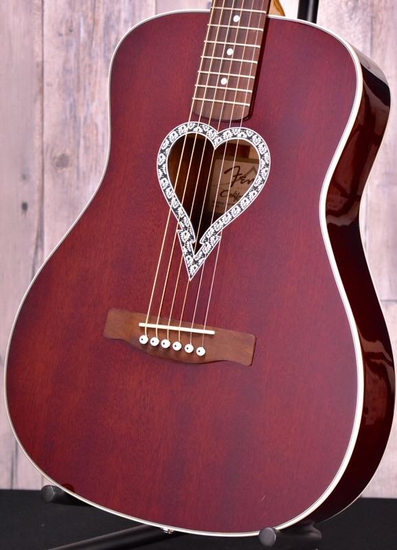 Fender Alkaline Trio Malibu【おちゃのみず楽器】