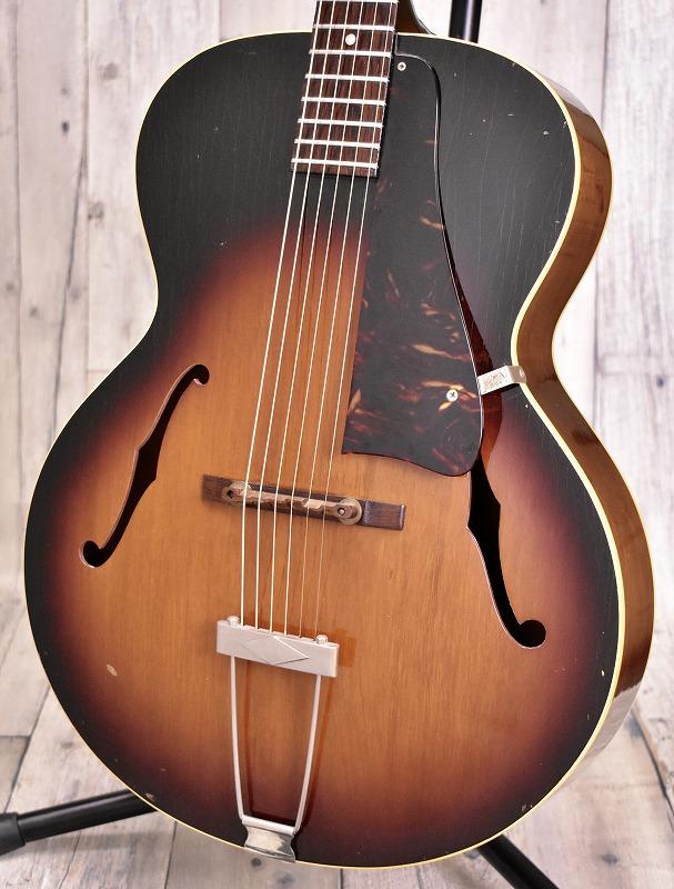 Gibson L-48-SB- '60【Vintage】【おちゃのみず楽器】
