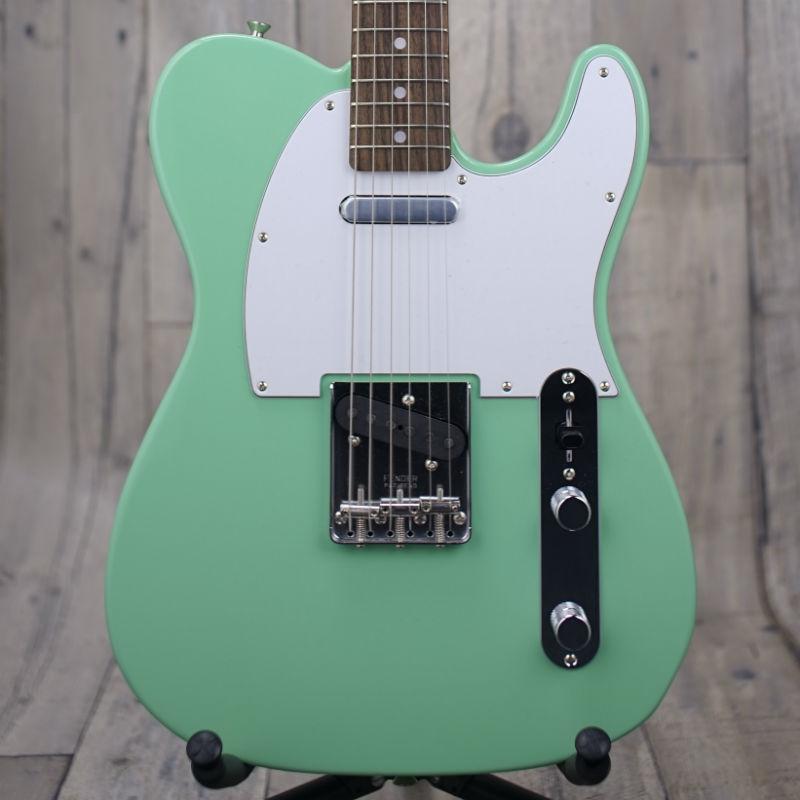 Fender Made in Japan Traditional '70s Telecaster Ash -Surf Green-【特価品】【新品】【おちゃのみず楽器在庫品】