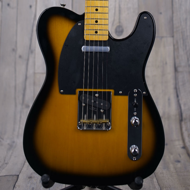 Fender Made in Japan Traditional '50s Telecaster -2-Color Sunburst- 【チョイキズ特価!!】【新品】【おちゃのみず楽器在庫品】