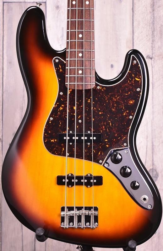 Fender STANDARD JAZZ BASS 3TS/R【USED】【おちゃのみず楽器在庫品】