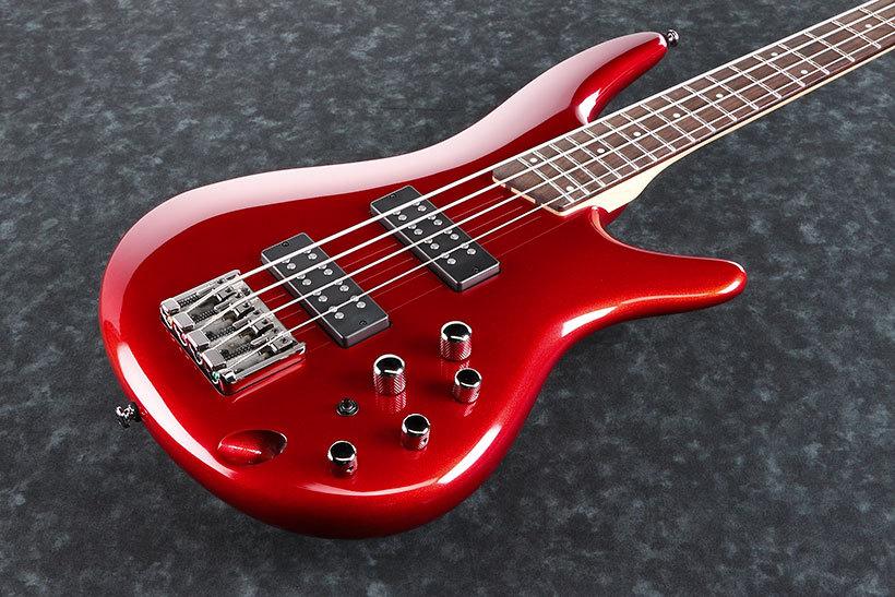 Ibanez SR300E -Candy Apple/Jatoba-【NEW】【お取り寄せ品】【おちゃのみず楽器】