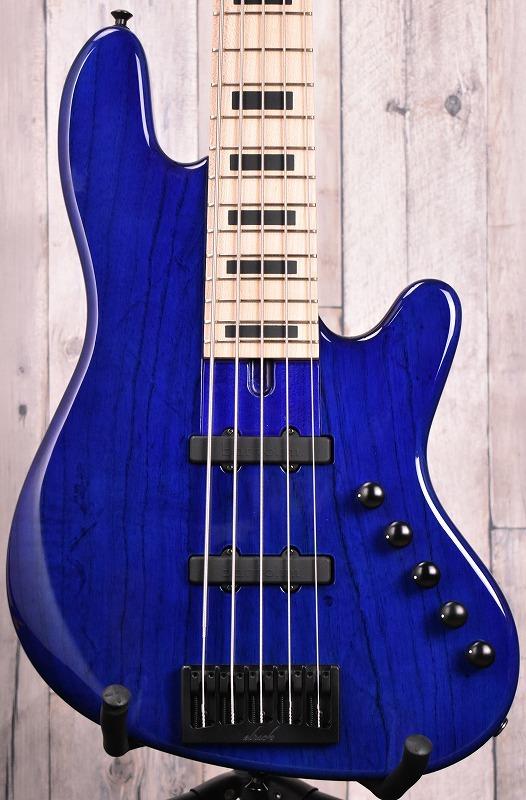 Elrick Expat Series NJS 5st -TransBlue/M- 【NEW】 【3.78kg】【おちゃのみず楽器在庫品】