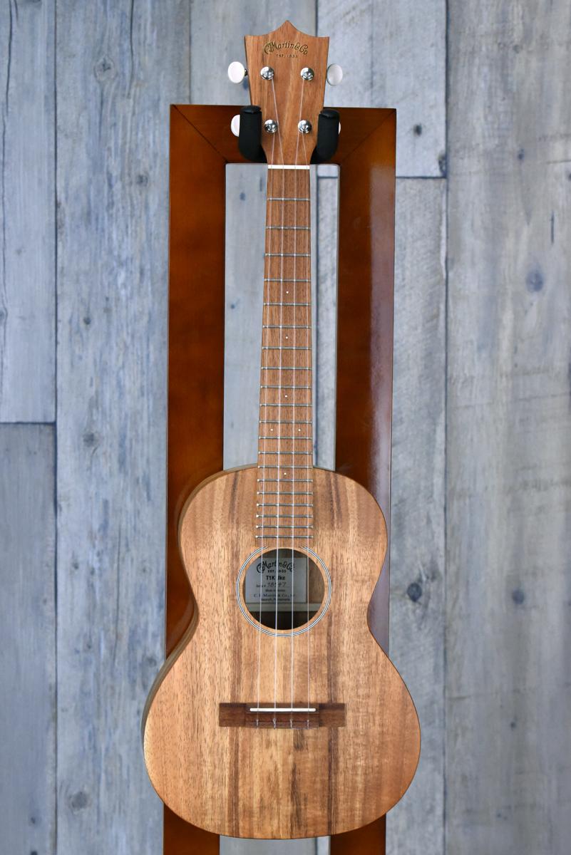 T1K【ハワイアンコア単板】【テナー】【おちゃのみず楽器在庫品】