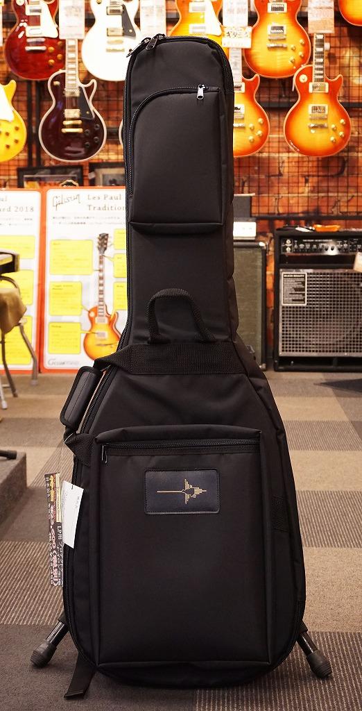 NAZCA【ナスカ】【新品】PROTECT CASE [Les Paul用]【黒ナイロン生地】【G-CLUB TOKYO】【エレキギター用ギグバッグ】
