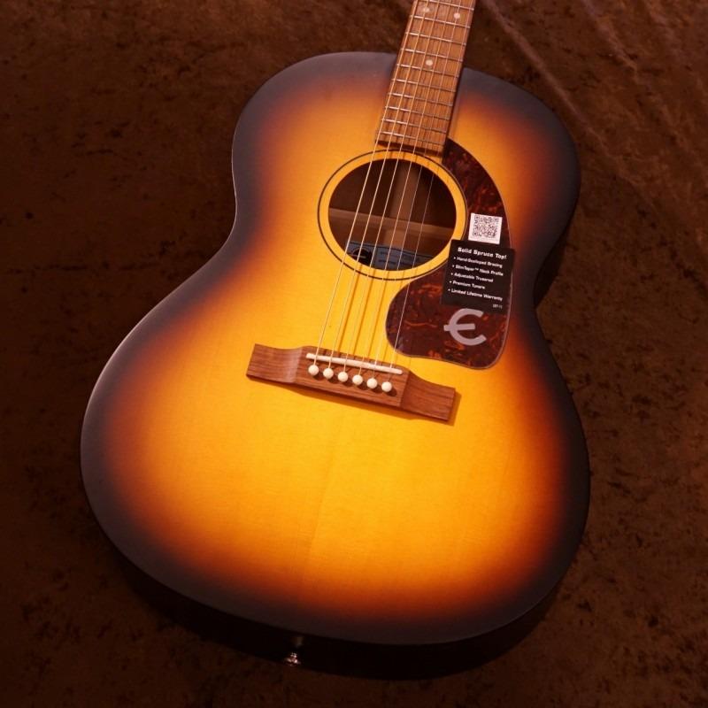 Epiphone 1964 FT-30 Caballero [Vintage Sunburst] [トップ単板] 【G-CLUB TOKYO】【送料無料】【smtb-u】〔Acoustic Guitar アコギ〕