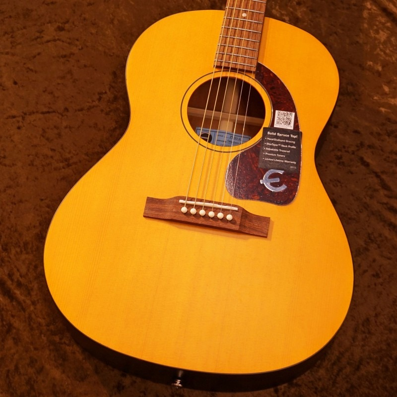 Epiphone 1964 FT-30 Caballero [Natural] [トップ単板] 【G-CLUB TOKYO】【送料無料】【smtb-u】〔Acoustic Guitar アコギ〕