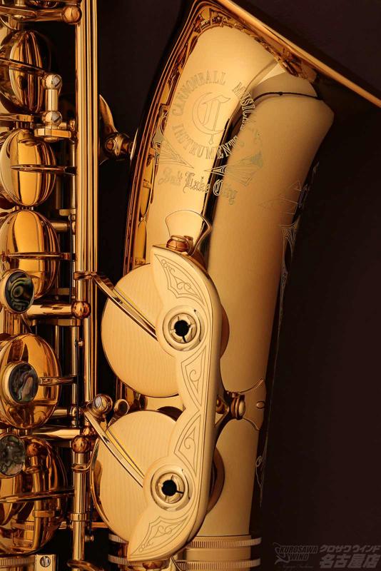 """【木管】【アルト サックス】CANNONBALL A.Scep-L """"Sceptry Semi-Pro Series""""【キャノンボール】【新品】【送料無料】【管楽器専門店】【Wind Nagoya】"""