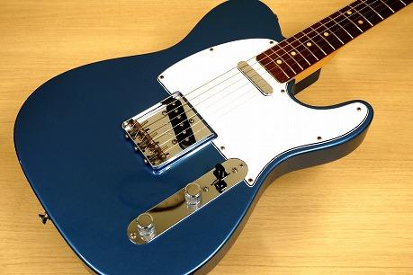 Fender Custom Shop Team Build 1963 Telecaster LPB 2005年製【USED】【名古屋店在庫品】