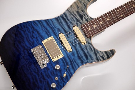 Tom Anderson Drop Top / Arctic Blue Surf with Binding【名古屋店在庫品】