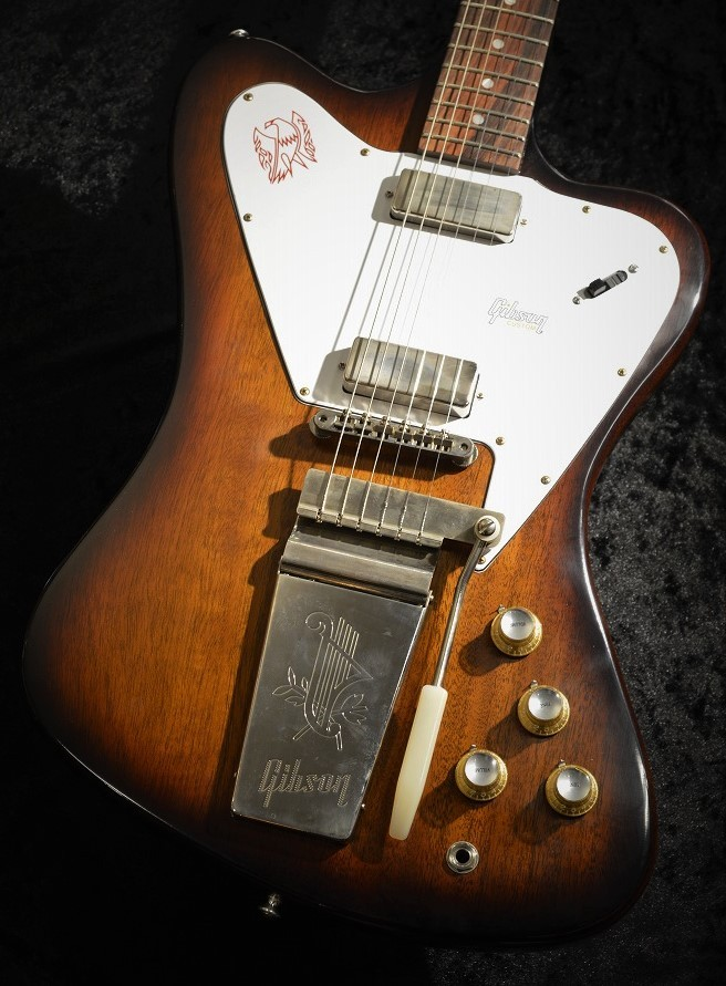 Gibson Custom Shop 1965 Non-Reverse FIREBIRD V w/ Vibrola VOS Vintage Sunburst (100735)【G-Club Tokyo】
