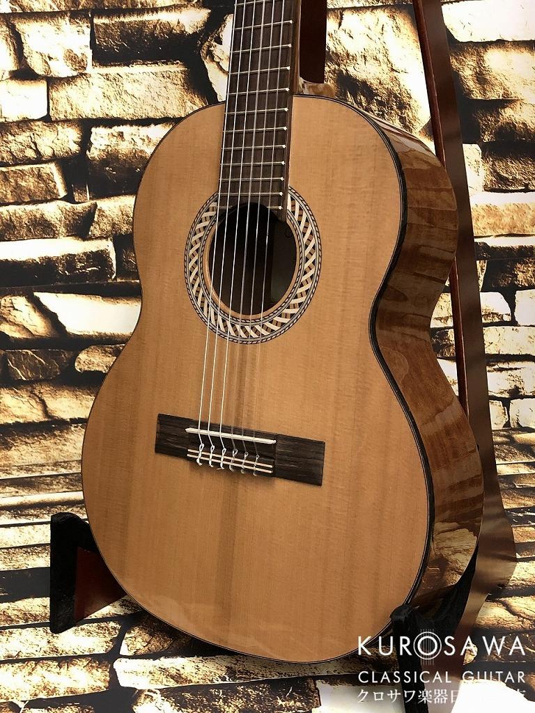 オルフェウス・バレー・ギターズ Sofia S-48C 杉・サペリ 480mm ショートスケール【日本総本店2F在庫品】