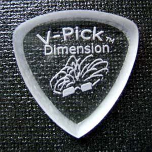 V-PICKS V-DIMU DIMENSION,Unbuffed(4.1MM)【10枚セット】【ONLINE STORE】
