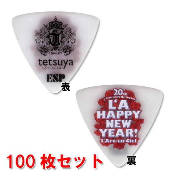 ESP PA-LT10NEWYEAR (White)【L'Arc-en-Ciel/tetsuyaモデル】【100枚セット】【ONLINE STORE】