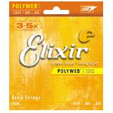 バンジョー弦 《エリクサー》 Elixir エリクサー #11650 POLYWEB 商舗 ポリウェブ ミディアム STORE Medium ネコポス ONLINE 10-23 激安セール