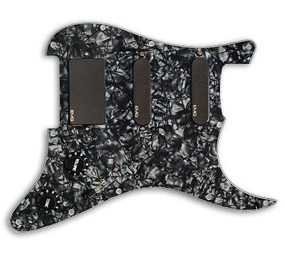 EMG SL20 SLV/SLV /85 w/Black Pearl Pickguard [Steve Lukather](Black PU)【ONLINE STORE】