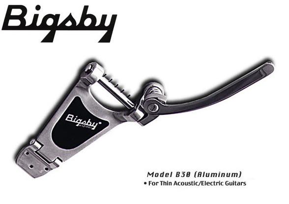 Bigsby Vibrato Tailpiece B30 Polished Aluminum ビグスビー ビブラート・テイルピース アーム【送料無料】【smtb-u】【ONLINE STORE】