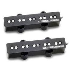 Seymour Duncan 5-string Passive Single Coil SJ5s-70/74 Set(SJ5n-70/74+SJ5b-70/74) (受注生産品) (5弦ベース用ピックアップ)(送料無料)(お取り寄せ)【ONLINE STORE】
