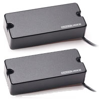Seymour Duncan Blackouts for Bass ASB-BO-4s set (ASB-BO-4b +ASB-BO-4n) (ベース用ピックアップ/アクティブ)(送料無料)[受注生産品](お取り寄せ)【ONLINE STORE】