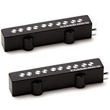 Seymour Duncan Quarter-Pound for 5-string SJ53s Set(SJ5-3n+SJ5-3b) (受注生産品) (5弦ベース用ピックアップ)(送料無料)(お取り寄せ)【ONLINE STORE】