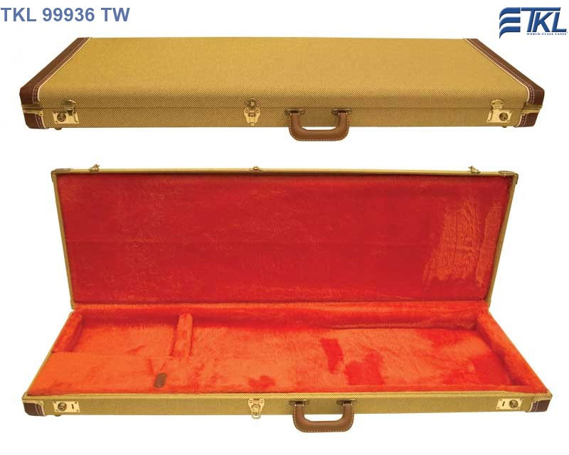 TKL 99936 Specialty series Hardcase(Vintage Tweed)《ジャズベース/プレシジョンベース用ハードケース》【送料無料】【smtb-u】【ONLINE STORE】