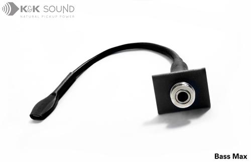 K&K Sound Bass Max《アップライトベース用ピックアップ》【送料無料】【ONLINE STORE】