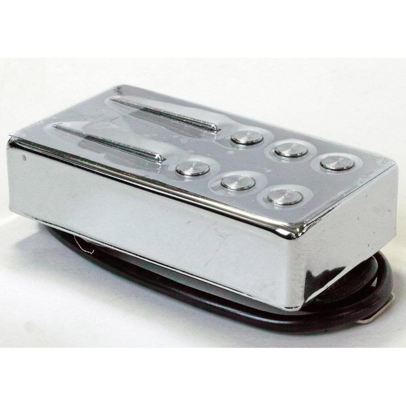 Railhammer Pickups Hyper Vintage Neck Chrome 〔HVI-N-C〕《ギター用ピックアップ/ハムバッカー》【ネック用】【送料無料】【ONLINE STORE】