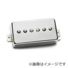 Seymour Duncan Phat Cat SPH90-1n Nickel Cover (ネック用)(逆巻き/逆磁極モデル)(送料無料)(P90タイプピックアップ)(お取り寄せ)【ONLINE STORE】