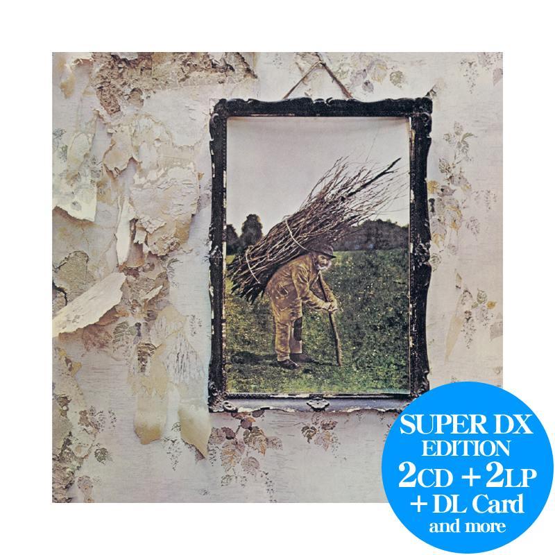 LED ZEPPELIN IV (Super Deluxe Edition) / レッド・ツェッペリンIV【2014リマスター/スーパー・デラックス】[WPZR-30586/90]【ご予約受付中】【送料無料】【ONLINE STORE】