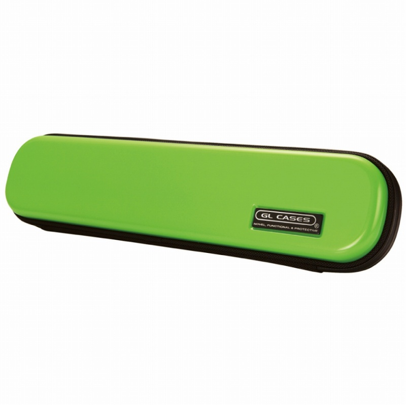 GL CASE GLE Series GLE-FL (96) PC / GREEN COLOR 《フルート用ケース/ハードケース》 【送料無料】【ONLINE STORE】