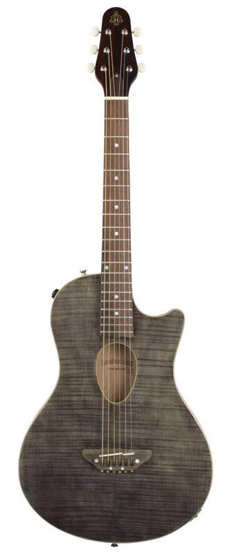 ESP BambooInn-CE(See Thru Black)《Charプロデュース・コンパクトエレアコギター》【送料無料】【ONLINE STORE】