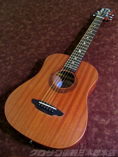 Luna Guitars ルナ ギターズ Safari Muse Mahogany【送料無料】【ONLINE STORE】
