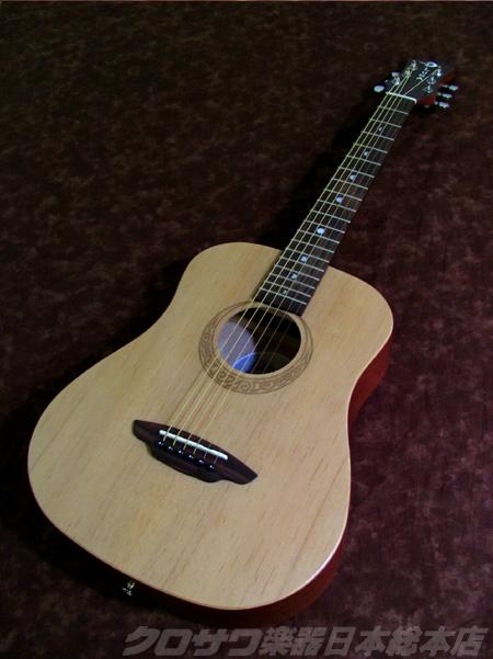 Luna Guitars ルナ ギターズ Safari Muse Spruce【ご予約受付中】【ONLINE STORE】