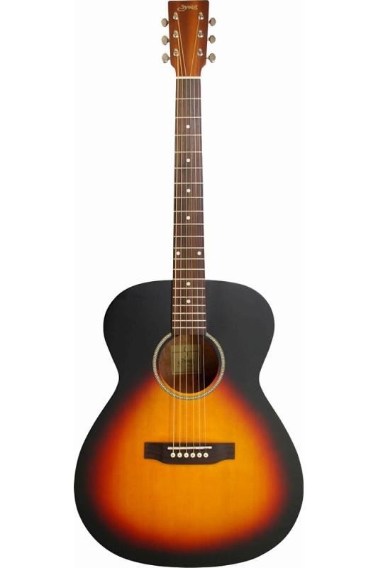 S.Yairi YF-04/VS (Vintage Sunburst)《ミディアムスケール・アコースティックギター》【送料無料】【ONLINE STORE】