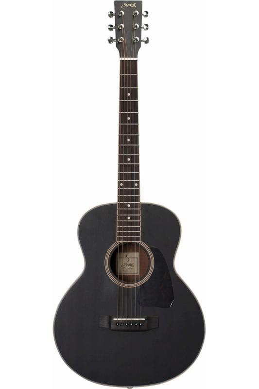 S.Yairi YM-03/BLK (Black)《コンパクト・アコースティックギター》【送料無料】【ONLINE STORE】