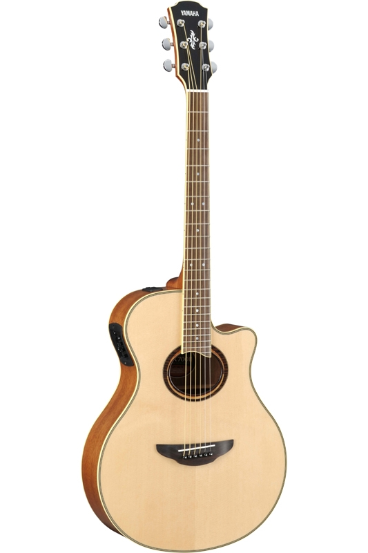 YAMAHA APX series APX700II (Natural) 《エレアコ》 【送料無料】【ONLINE STORE】