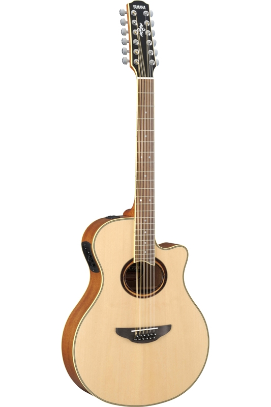 YAMAHA APX series APX700II-12 (Natural) 《エレアコ》 【送料無料】【ご予約受付中】【ONLINE STORE】