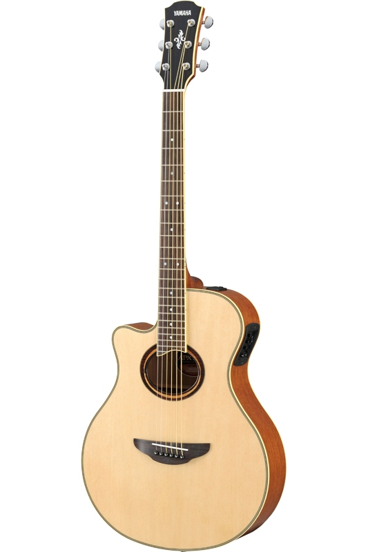 YAMAHA APX series APX700II L (Natural) 《エレアコ》 【送料無料】【ONLINE STORE】