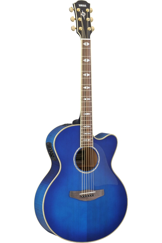 YAMAHA CPX series CPX1000 (Ultramarine) 《エレアコ》 【送料無料】【ONLINE STORE】