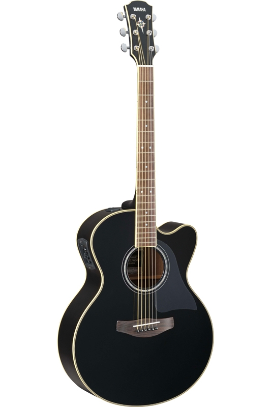 YAMAHA CPX series CPX700II (Black) 《エレアコ》 【送料無料】【ONLINE STORE】