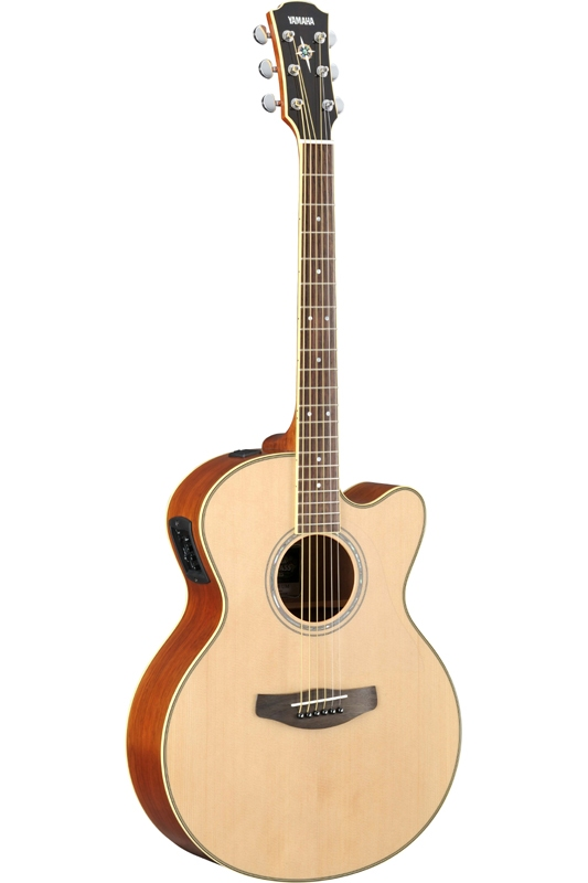 YAMAHA CPX series CPX700II (Natural) 《エレアコ》 【送料無料】【ONLINE STORE】