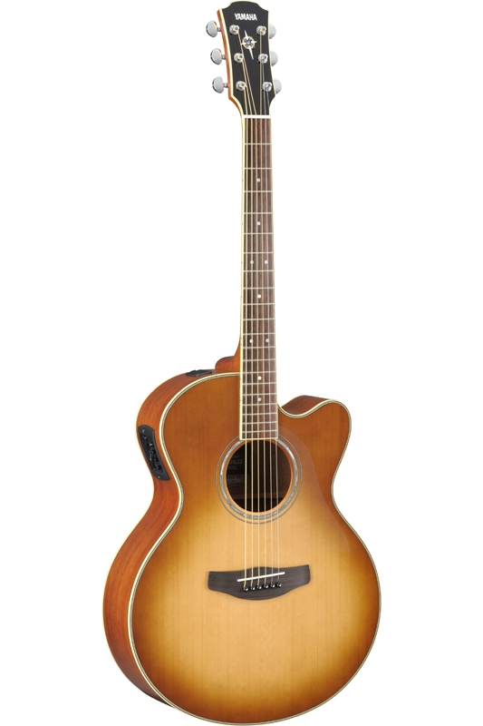 YAMAHA CPX series CPX700II (Sand Burst) 《エレアコ》 【送料無料】【ONLINE STORE】