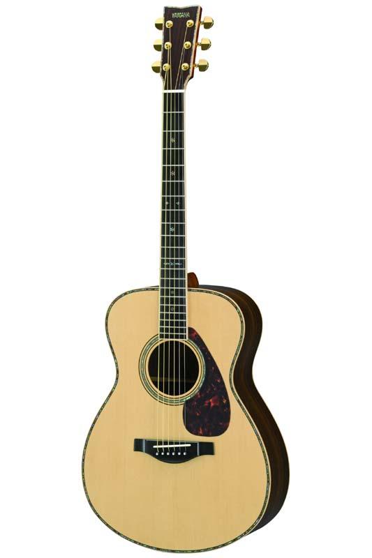 YAMAHA LS56 Custom ARE (Natural)《アコースティックギター》【受注生産品】【送料無料】【名古屋店】