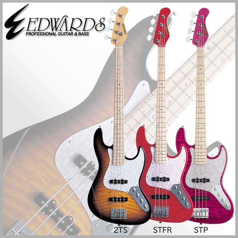 Edwards Artist Series E-BUZZ BASS [ L'Arc~en~Ciel / tetsuya]【送料無料】【ONLINE STORE】